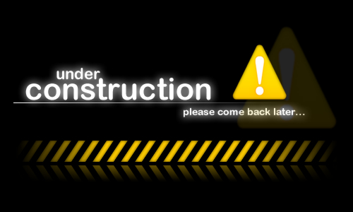 Under construction, please come back later...
